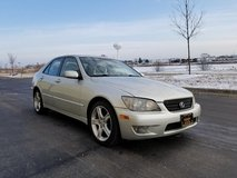 2004 Lexus IS300 in Lockport, Illinois