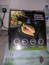 GEORGE FORMAN    FAT  REDUCING   GRILL REDUCED TO 5 GBP in Lakenheath, UK