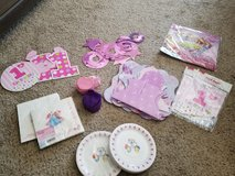 Girls 1st Birthday/Disney Princess Lot in Dover, Tennessee