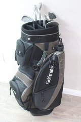 Golf Bag and Clubs in Tomball, Texas