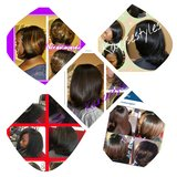 Relaxed and Natural Hair Blowouts/Crochet Weaves in Camp Lejeune, North Carolina
