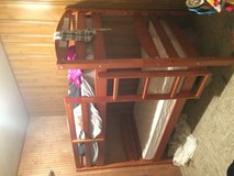 Twin bunk toddler bed crib in Lake of the Ozarks, Missouri
