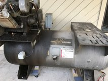 REDUCED ** Industrial Gold Series Air Compressor in Kingwood, Texas
