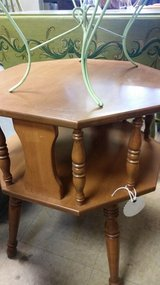 Maple End Table in Naperville, Illinois