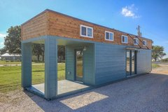 prefab shipping container homes for sale in Elgin, Illinois