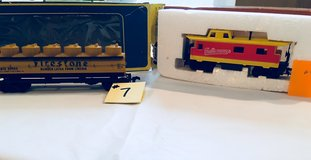 Vintage HO-Scale Train Cars Lot #7 in Westmont, Illinois
