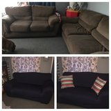 Couch and loveseat in Watertown, New York