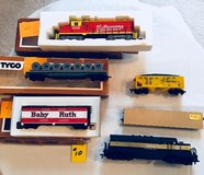 Vintage HO-Scale Train Cars Lot #10 in Westmont, Illinois