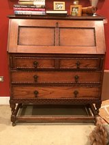 Antique Writing Desk in Yorkville, Illinois