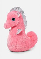 Justice seahorse 18in. Plush new in Westmont, Illinois