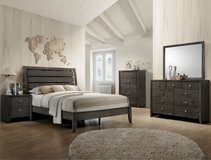 SALE! 30-50% OFF RETAIL! SOLID WOOD CONTEMPORARY QUEEN PLATFORM STORAGE BED SET in Vista, California