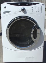 FRONT LOAD GE WASHER WITH WARRANTY in Camp Pendleton, California