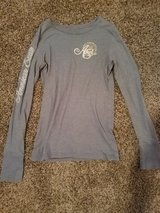American Eagle Blue Long Sleeved Top in Ruidoso, New Mexico