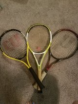 Set of 3 Tennis Rackets in Ruidoso, New Mexico