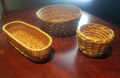 Set of 3 Baskets in Ruidoso, New Mexico