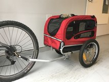 Pet Bicycle Trailer (Solvit ) - new/only used twice in Fort Lewis, Washington
