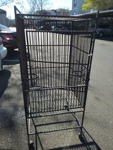 Large Wrought Iron Cage that needs to be refurbished in Sacramento, California