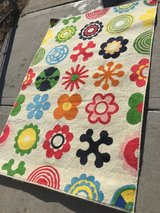 "Rug 78x52"" $35 in Fort Riley, Kansas"