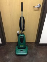 BISSELL BigGreen Commercial BGU500T Hercules Light Upright Vacuum with On-Board Crevice Tool, Vo... in Oswego, Illinois