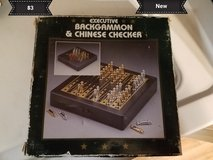 Backgammon and Chinese checkers game in Vacaville, California