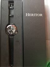 Heritor automatic watch in Okinawa, Japan