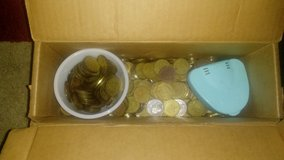 Tokens, Box Of (Like Chucky Cheese & More) $25.00 For. All in Quad Cities, Iowa