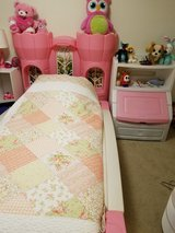 Twin Castle Bed with Toybox in Tacoma, Washington