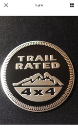 Jeep Trail Rated Badge NEW* in Fort Leonard Wood, Missouri