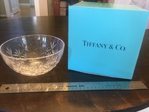 Tiffany & Co. crystal bowl in Glendale Heights, Illinois