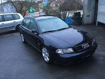 Audi A4 station wagon V6 Automatic- new inspection in Hohenfels, Germany