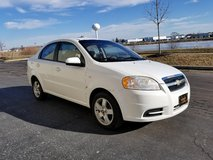 2007 Chevolet Aveo LT in Lockport, Illinois