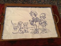 Adorable Vintage Pillow Case in Ramstein, Germany