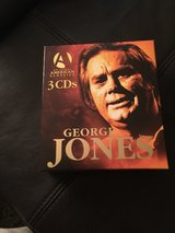 3 CD set George Jones in Warner Robins, Georgia