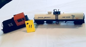 Vintage HO-Scale Train Cars Lot #11 in Westmont, Illinois