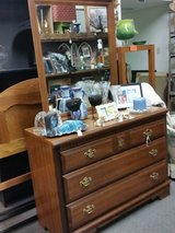 Bassett Dresser with mirror in Lake of the Ozarks, Missouri
