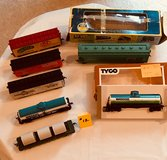 Vintage HO-Scale Train Cars Lot #12 in Westmont, Illinois