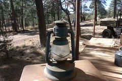 Vintage Dietz Little Giant Lantern in Alamogordo, New Mexico