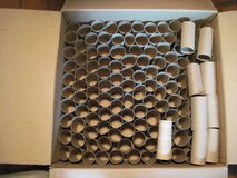 200 Empty Toilet Paper Tubes Rolls for Arts, Crafts, School, Scouts, Church Projects in Bartlett, Illinois