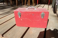 Vintage Wooden Tool Box in Alamogordo, New Mexico