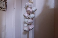 Vintage Ceramic Garlic Strand in Alamogordo, New Mexico