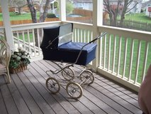Antique Vintage German Pram and Stroller in Kansas City, Missouri
