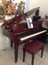 SAMICK DIGITAL PIANO SXP511, POLISH  LACQUER CASE, in Vista, California