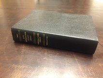 Bible. NKJV leather bound in Wheaton, Illinois