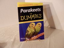 """Parakeets for Dummies"" in Yorkville, Illinois"