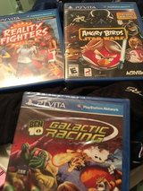 PS Vita (all 3 games) in 29 Palms, California