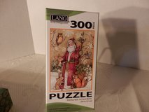 "300 pc.  Puzzle  ""Woodland Santa"" in Chicago, Illinois"