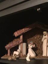 Willowtree Nativity Set in Perry, Georgia