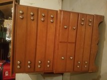 Dresser in Oswego, Illinois