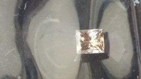 0.37ct princess champagne diamond in Lake of the Ozarks, Missouri