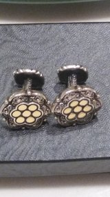 $595 Scott Kay18K Gold and S/S Cufflinks in Alvin, Texas